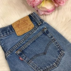 Levi's Jeans - SOLD🌸Vtg 501 Medium Wash Faded Levis Sz 29🌸